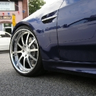 BMW M3 with D2Forged Wheels