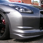 Nissan GT-R with D2Forged Wheels