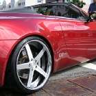 Aston Martin with D2Forged Wheels