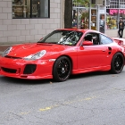 Porsche 996 911 Turbo