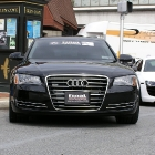 Audi A8 with HRE Wheels