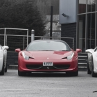 A Kahn Design Ferrari 458