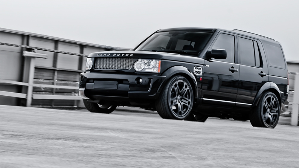 a kahn design land rover discovery 3 0 sdv6 twin turbo xs. Black Bedroom Furniture Sets. Home Design Ideas