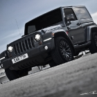 A Kahn Design Jeep Wrangler Military Edition