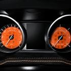 A Kahn Design Vesuvius Copper RS250 Evoque Gauges
