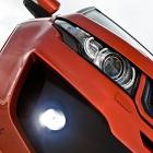 A Kahn Design Vesuvius Copper RS250 Evoque Bumper