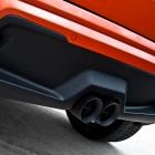 A Kahn Design Vesuvius Copper RS250 Evoque Rear Bumper