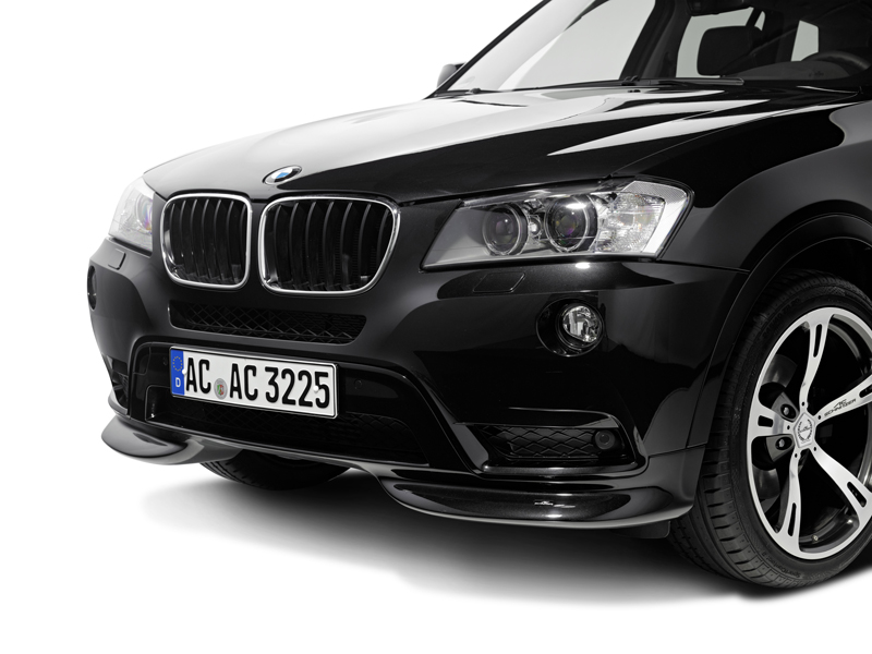 the new ac schnitzer bmw f25 x3 tuning program. Black Bedroom Furniture Sets. Home Design Ideas