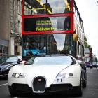 Afzal Kahn\'s Bugatti Veyron