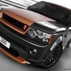 A Kahn Design Range Rover Vesuvius