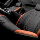 A Kahn Design Range Rover Vesuvius Interior