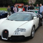 Afzal Kahn and his Bugatti Veyron