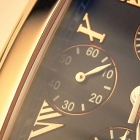 A Kahn Design Vintage Squared Watch