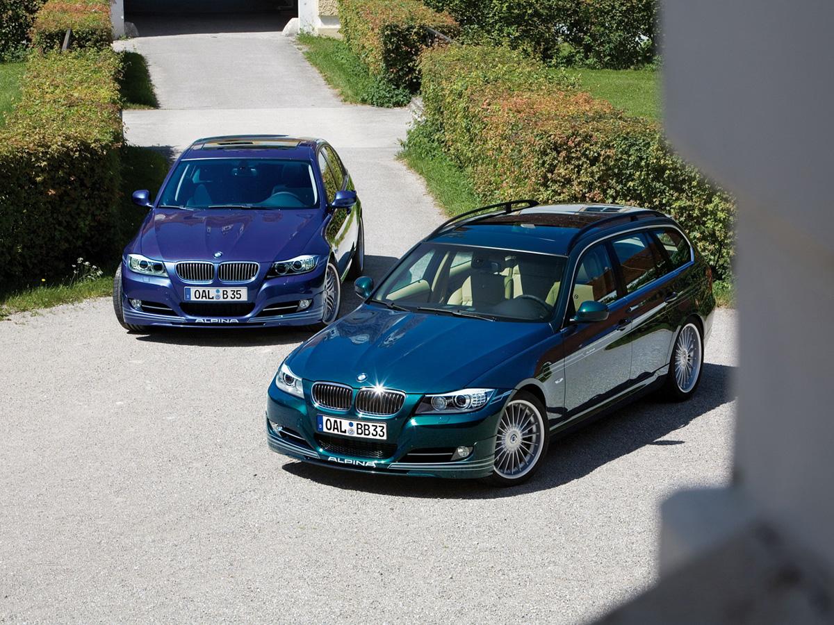 Bmw Alpina B3 S Biturbo Exposed