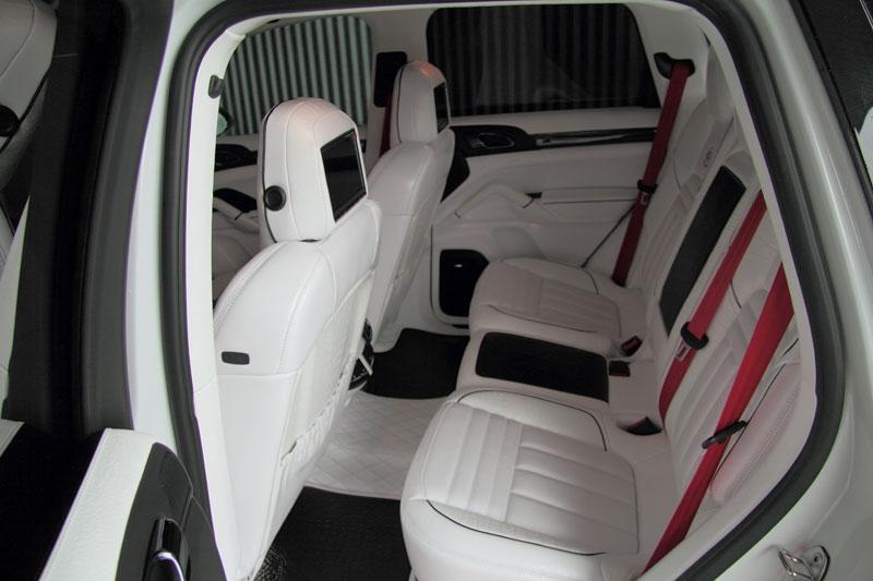 anderson germany dream white edition porsche cayenne turbo - Porsche Cayenne Turbo White