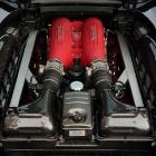 Anderson Germany Hyper Black F430 Scuderia Spider 16M