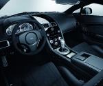 Aston Martin Vantage Carbon Black