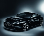 Aston Martin Vantage Carbon Black