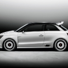Audi A1 Clubsport Quattro for Wörthersee