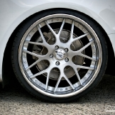 Audi A5 Forza FRZ 950 forged wheels