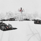 Audi and Allan McNish 24 Hours of Le Mans