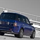 Bali Blue Project Kahn Range Rover RS450 Vogue