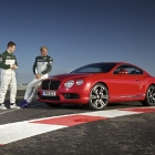 Bentley Continental GT 4.0 V8
