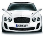 Bentley Continental Super Sport