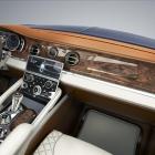 Bentley EXP F 9 Concept SUV Interior