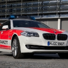 BMW Emergency Vehicles at RETTmobil