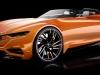 BMW MZ8 Design Concept