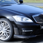 Brabus Mercedes-Benz S-Class and CL-Class V-8 Engine Upgrades
