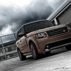 Project Kahn Range Rover RS600 Cosworth in Nara Bronze