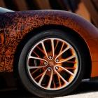 Bernar Venet Bugatti Veyron Grand Sport Art Car