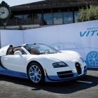 Bugatti Veyron Grand Sport Vitesse Special Edition