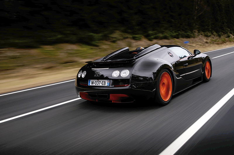 bugatti grabs itself another world record with the veyron grand sport vitesse. Black Bedroom Furniture Sets. Home Design Ideas