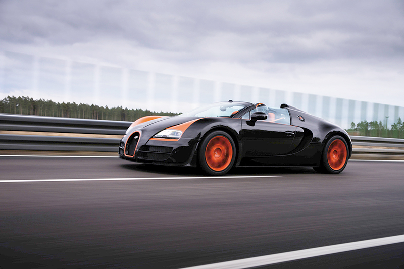 bugatti grabs itself another world record with the veyron. Black Bedroom Furniture Sets. Home Design Ideas