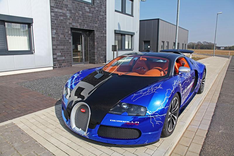 Cam Shaft Premium Car Wring Bugatti Veyron Wrap
