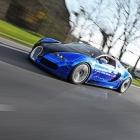 Cam Shaft Premium Car Wrapping Bugatti Veyron Wrap