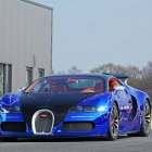 Cam Shaft Premium Car Wrapping Bugatti Veyron Wrap