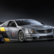 Cadillac CTS-V Coupe SCCA World Challange GT Racecar