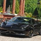 Cam Shaft Ferrari Wrap