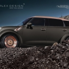 Carlex MINI Countryman Steampunk Car