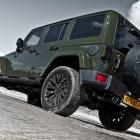 Chelsea Truck Company CJ300 Jeep