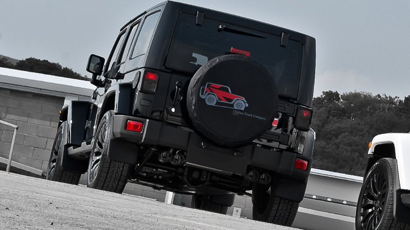 the jeep wrangler sahara 3 6 cj400 expedition by chelsea truck company. Black Bedroom Furniture Sets. Home Design Ideas
