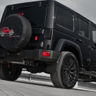 The Jeep Wrangler Sahara 3.6 CJ400 Expedition by the Chelsea Truck Company