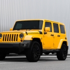 CJ300 Expedition Jeep Wrangler