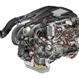 The New V8 Engine From Mercedes-Benz