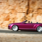 The new Bentley Continental GT Speed Convertible is the Fastest Ever