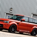 Copper Metallic Range Rover RS600 by A Kahn Design